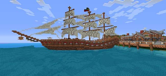 Fun Minecraft Boat Ideas