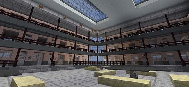 Building a Prison in Minecraft