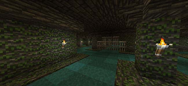 Building a Minecraft Sewer