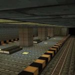 Building a Subway Station in Minecraft