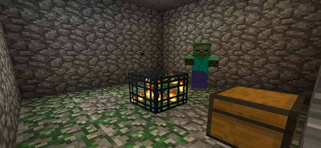 How To Find a Dungeon in Minecraft