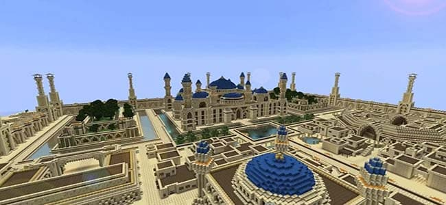 Middle Eastern Minecraft Building Style