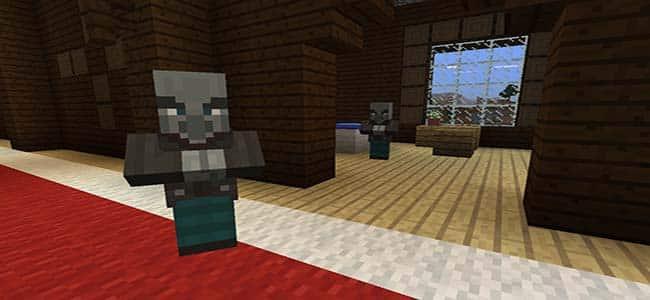 Minecraft Illagers