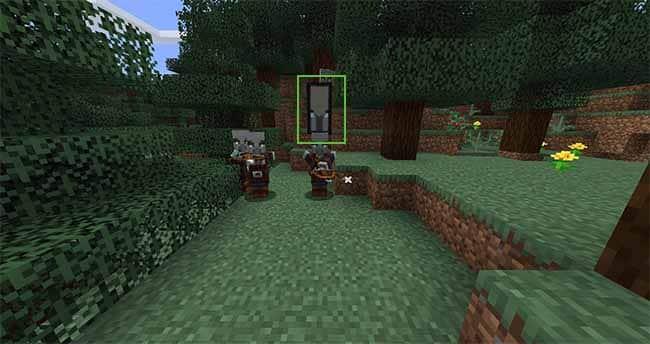 minecraft pillager captain 1.14 update
