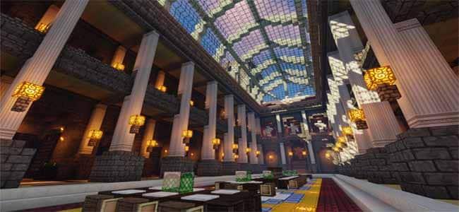 8 Amazing Minecraft Library Designs Enderchest