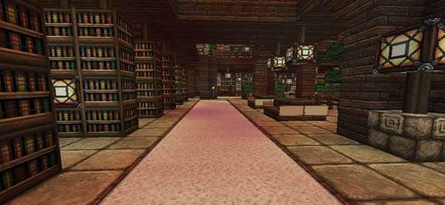 Cool Minecraft Library