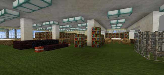 Underground Minecraft Basement Design