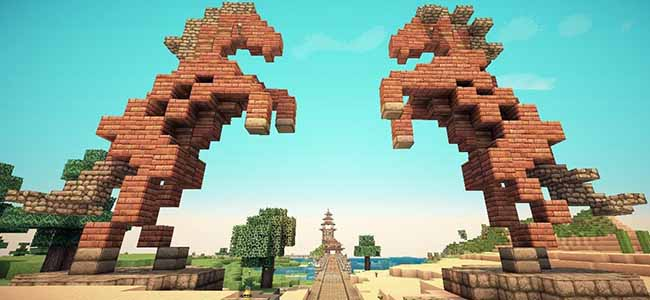 horse arches gaming