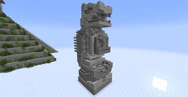 mayan building style