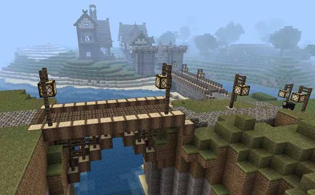 7 Minecraft Bridge Ideas And Designs Enderchest