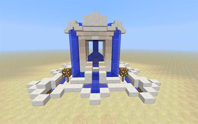 Quartz Fountain