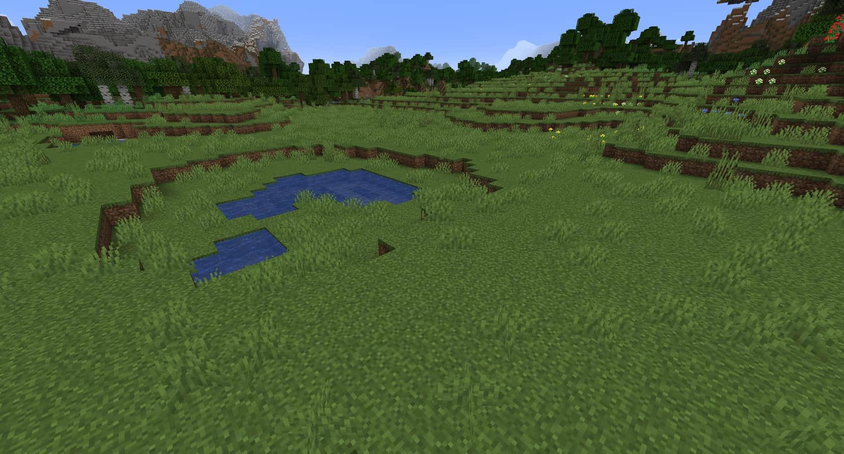 Minecraft Biomes