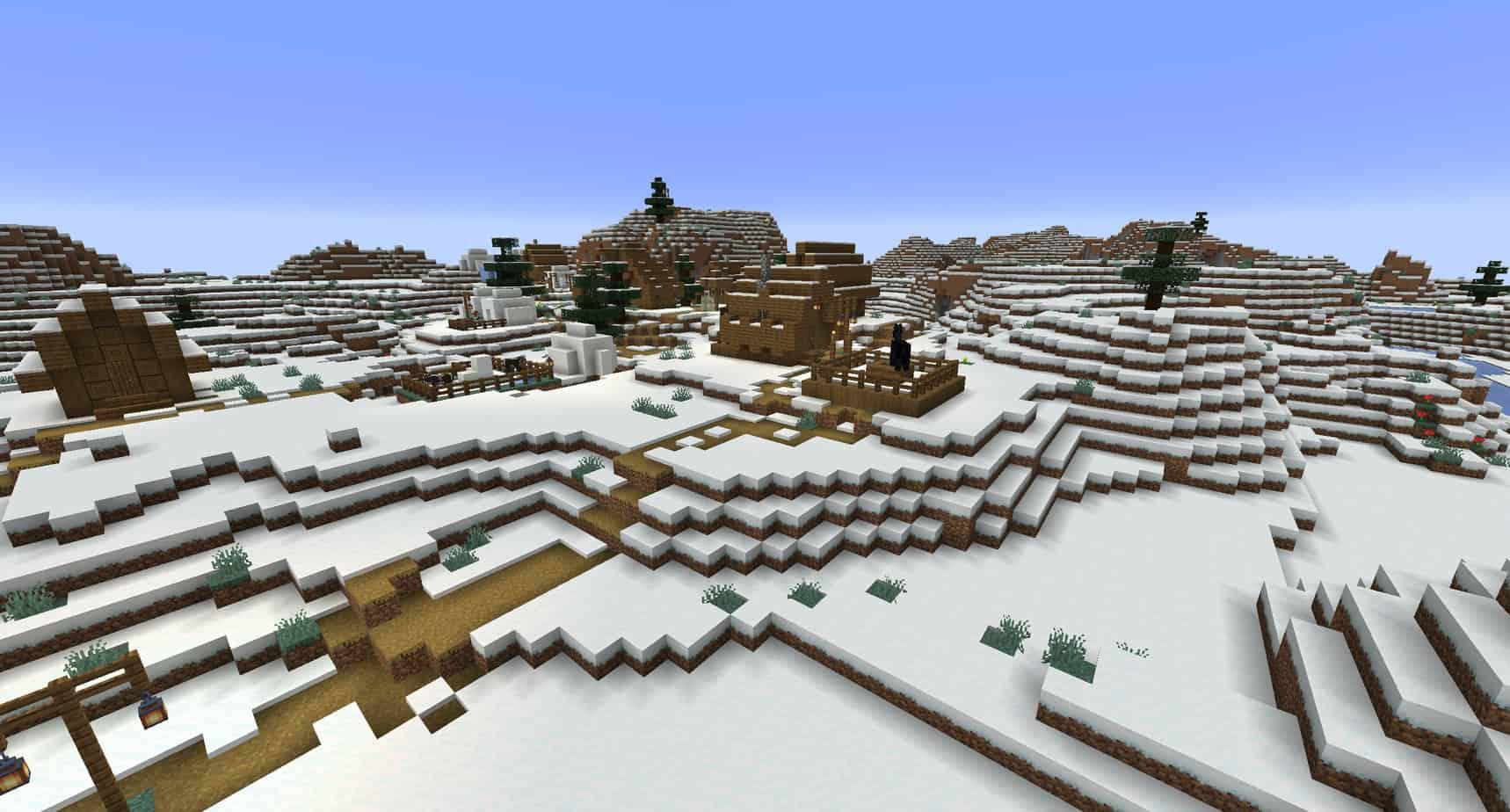 Minecraft Snowy Tundra